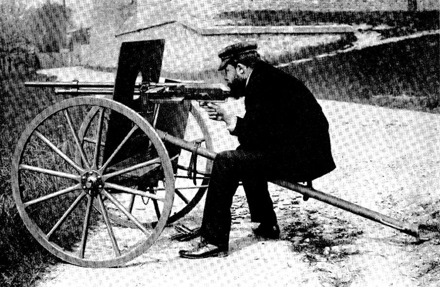 Ametralladora Hotchkiss M1914 AMET_HOT_1erejemplar_BENET