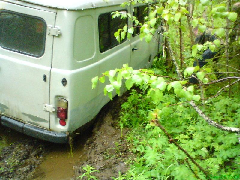 Транспорт для выезда в лес DSC00066