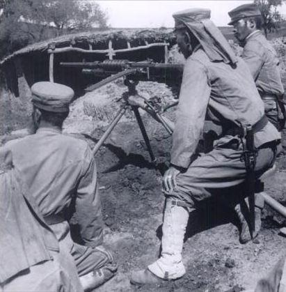Ametralladora Hotchkiss M1914 AMET_HOT_japon