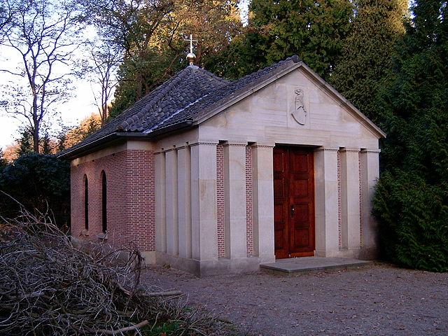 NOTICIA: Pueden cerrar el museo dedicado al Kaiser Casakaiser_mausoleo