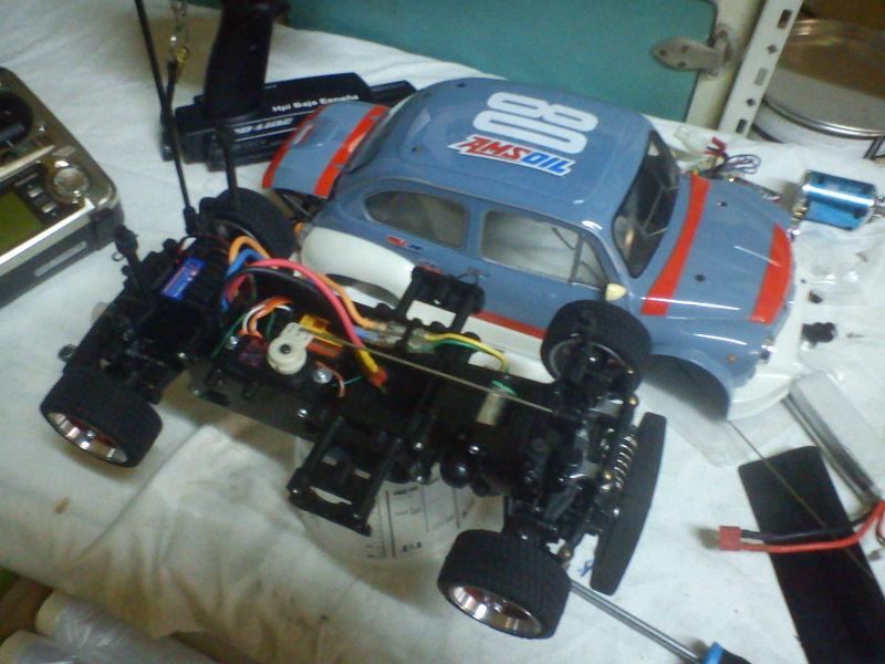 Mis otros coches...micro crawler,mini-z, rc18t, tamiyas vintage......mejor ver! - Página 19 DSC00660