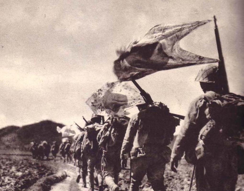 Mis apuntes de WWII - Página 4 Banderas