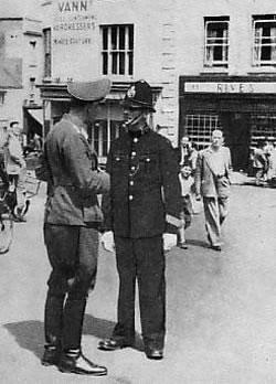 Ocupación Alemana de las Islas del Canal Inglés (30-6-1940) Guernsey