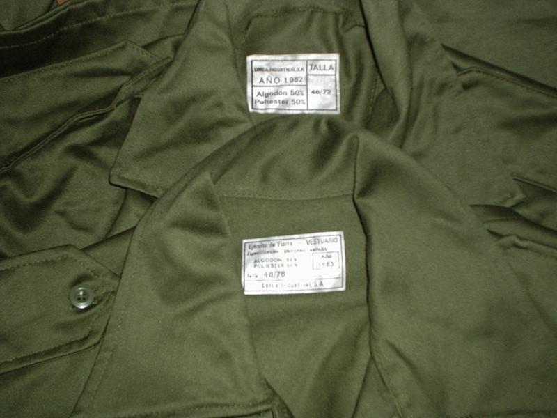 El Uniforme M-67 M67_067