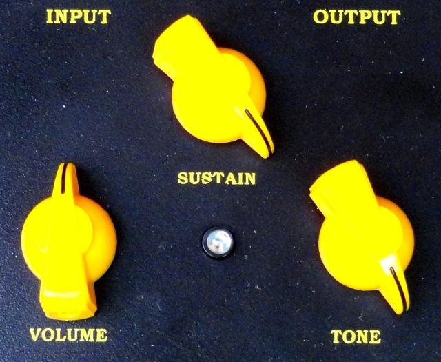 Review: Pedal Electro-Harmonix Black Russian Big Muff Pi DMT 4 Seasons Mod DSC01845