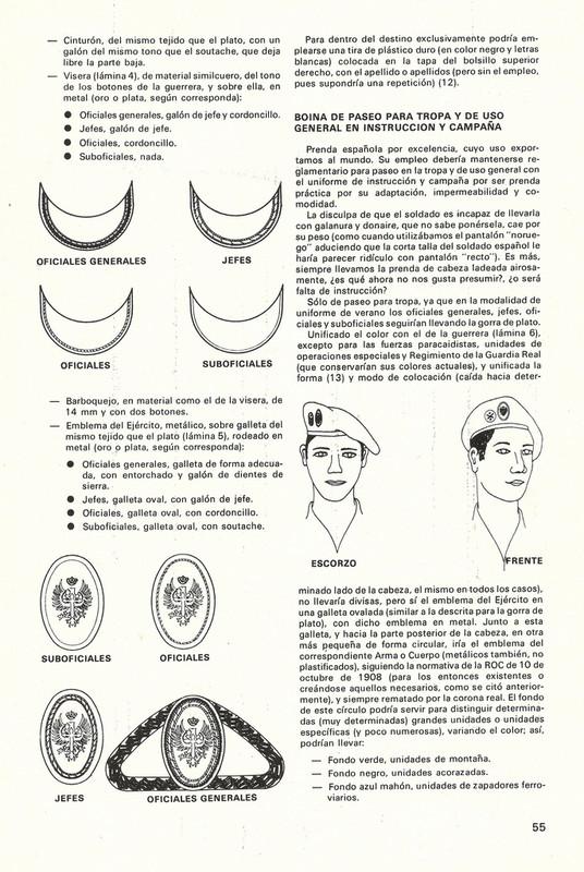 "Uniformes de Paseo (""de Romano"", ""de Bonito""). 1943-1990. 2012_04_16_11_25_50_0007"