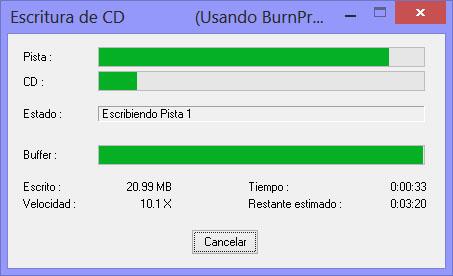 Como hacer una copia exacta de un CD de audio con EAC GRABAR05