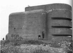 Ocupación Alemana de las Islas del Canal Inglés (30-6-1940) Alderney_bunker_8