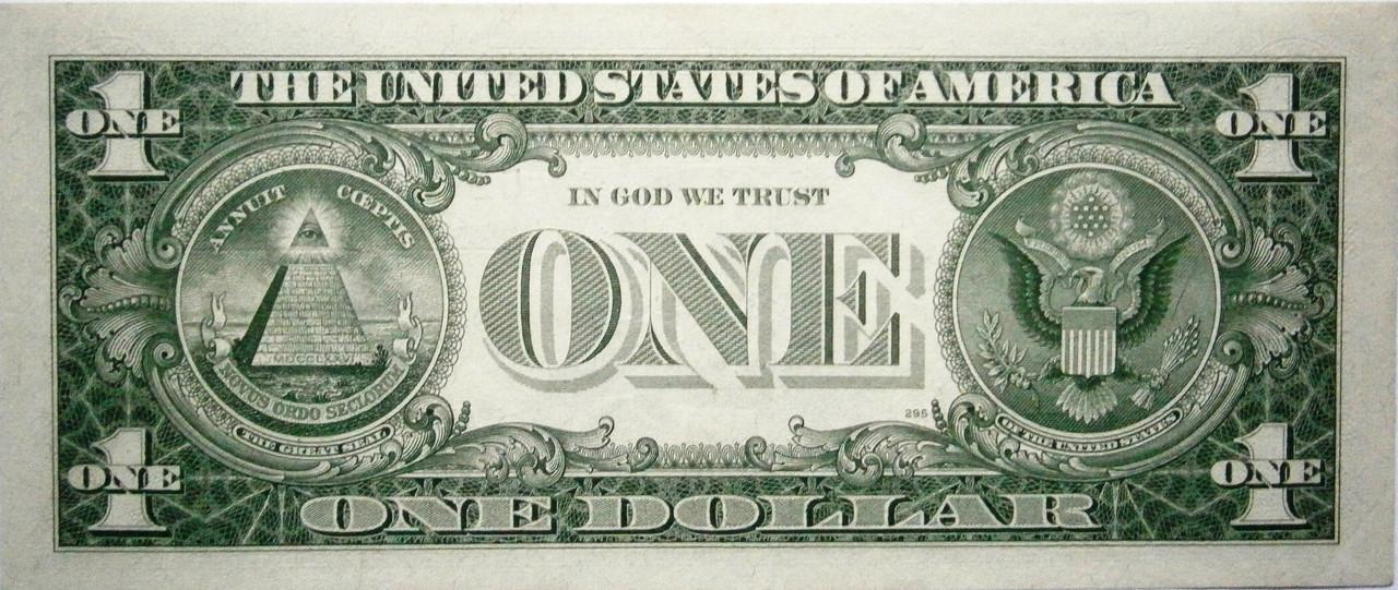 Estados Unidos 1 Dolar Serie 1957 P1010003