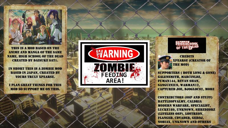 [M&B][S] H.O.T.D. (Zombie Mod) Mod_front_page