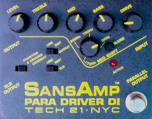 Review: Pedal Electro-Harmonix Black Russian Big Muff Pi DMT 4 Seasons Mod DSC01846