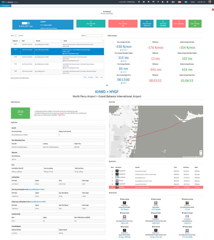 Como posso registrar meus vôos? Hero-app-logbook-3_1