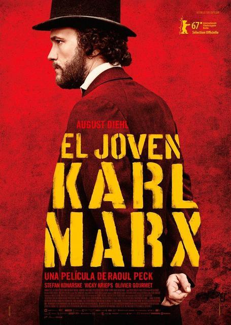 El joven Karl Marx (2017) [Ver + Descargar] [HD 1080p] [Spanish-German] [Drama] Le_jeune_karl_marx-952808326-large