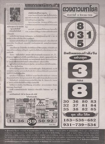 16 / 08 / 2558 MAGAZINE PAPER  Duangmahachoke_2