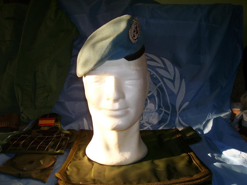 Prendas de cabeza de Naciones Unidas. 2009_Libano_RGG_001