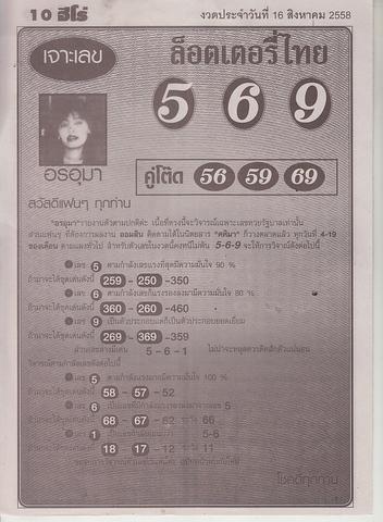 16 / 08 / 2558 MAGAZINE PAPER  Hero_12