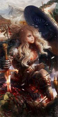 Aribeth Stormrage