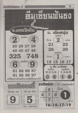 16 / 08 / 2558 MAGAZINE PAPER  Comepeereangber_9