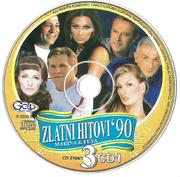 Zlatni Hitovi ' 90 MARINA & FUTA - Kolekcija 49878495582524233706