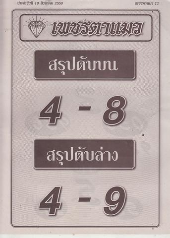 16 / 08 / 2558 MAGAZINE PAPER  - Page 3 Pedtamaew_11