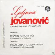 Ljiljana Jovanovic Likana - Diskografija  Omot_ZS