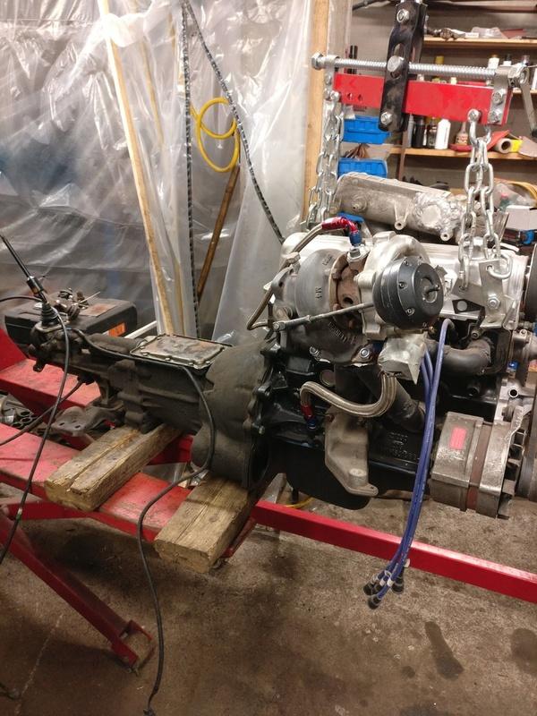 Joel - Ford Sierra 2,0 -88: Isbil goes turbo Update 2017-08-30 - Sida 4 143