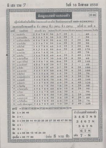 16 / 08 / 2558 MAGAZINE PAPER  - Page 4 Sedteemai_14