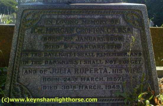 The Keynsham Light Horse Part 2 Mcrofton_grvdet