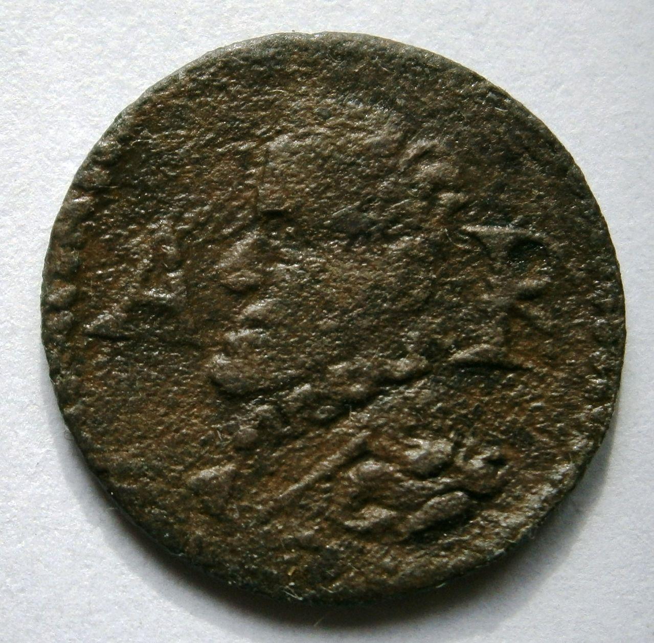 Felipe III 1616 Ardite de Barcelona  P1010054