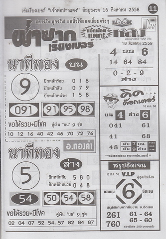 16 / 08 / 2558 MAGAZINE PAPER  Jaoporpakdang2_11