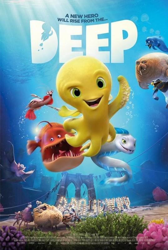 Deep (2017) [Ver Online] [Descargar] [HD 1080p] [Castellano] [Animación, Infantil] Deep-922473785-large