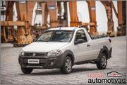 Fiat in Brasile Strada_Working