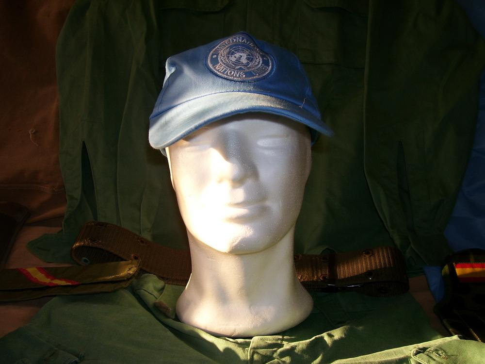 Prendas de cabeza de Naciones Unidas. 1995_Bosnia_RGG_001_AGT_Aragon