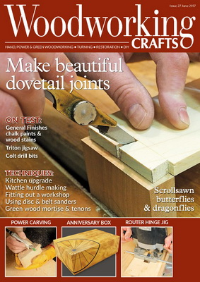 Woodworking Crafts 27 (June 2017) WWC27