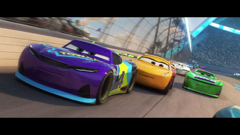 Cars 3 (2017) [Ver Online] [Descargar] [HD 1080p] [Castellano + Latino] [Openload] Cars_3_3
