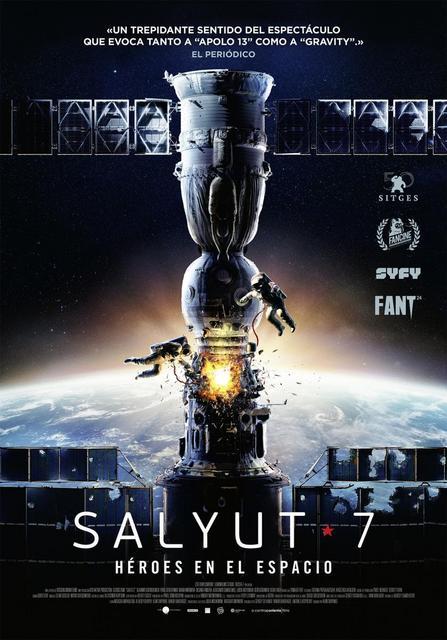 Salyut-7: Héroes en el espacio (2017) [Ver + Descargar] [1080p] [Spa-Rus] [Aventuras] Salyut_7-111192472-large