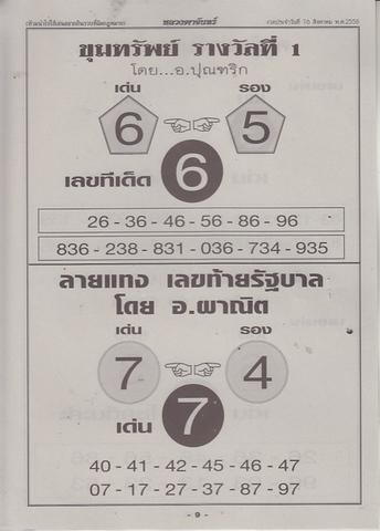 16 / 08 / 2558 MAGAZINE PAPER  - Page 2 Luangtajan_9