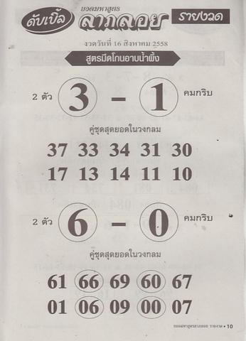 16 / 08 / 2558 MAGAZINE PAPER  Dabble_laploy_9_1