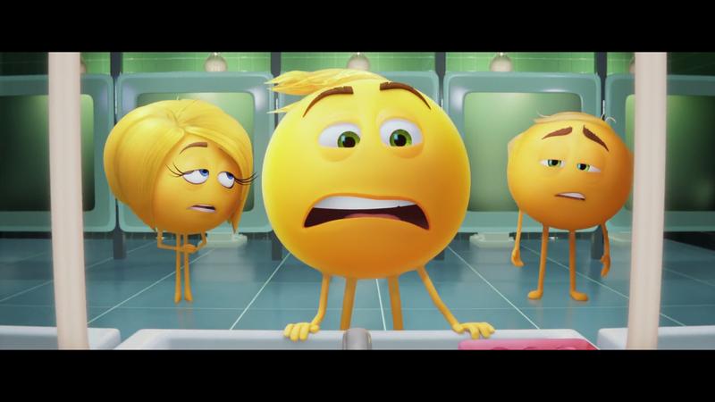 Emoji: La película (2017) [Ver Online] [Descargar] [HD 1080p] [Castellano + Latino + VOSE] Emoji_1