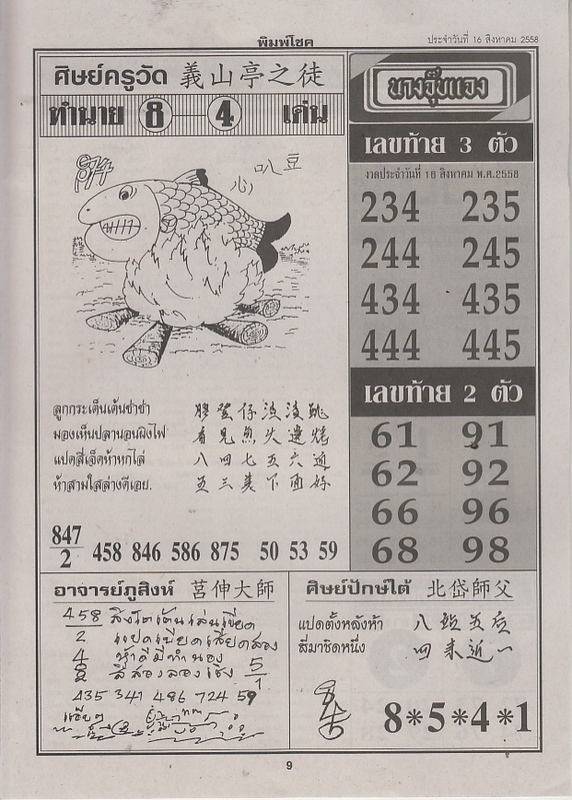 16 / 08 / 2558 FIRST PAPER Pimchoke_16