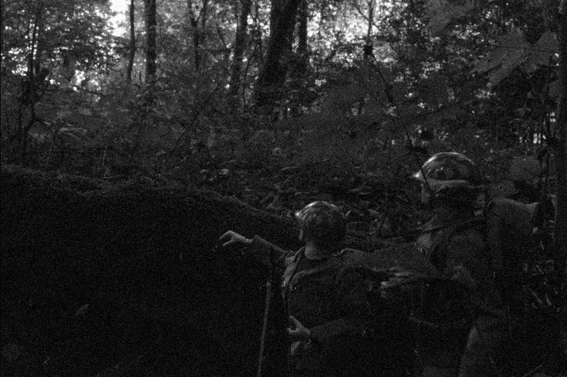 U.S. Army in Bang Sathanthi Vintage5