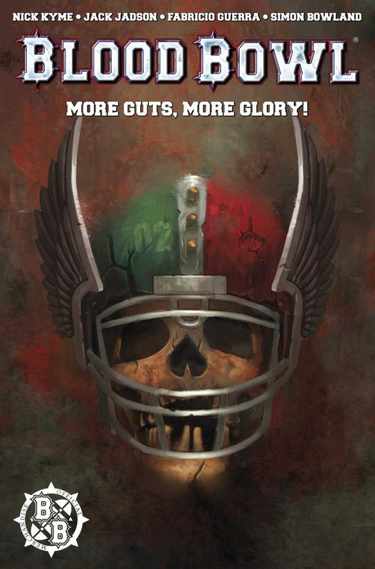 [Cómics] Blood Bowl: More guts,more glory! Blood_Bowl_-_More_guts_more_glory_3_01