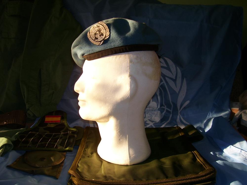 Prendas de cabeza de Naciones Unidas. 2009_Libano_RGG_002