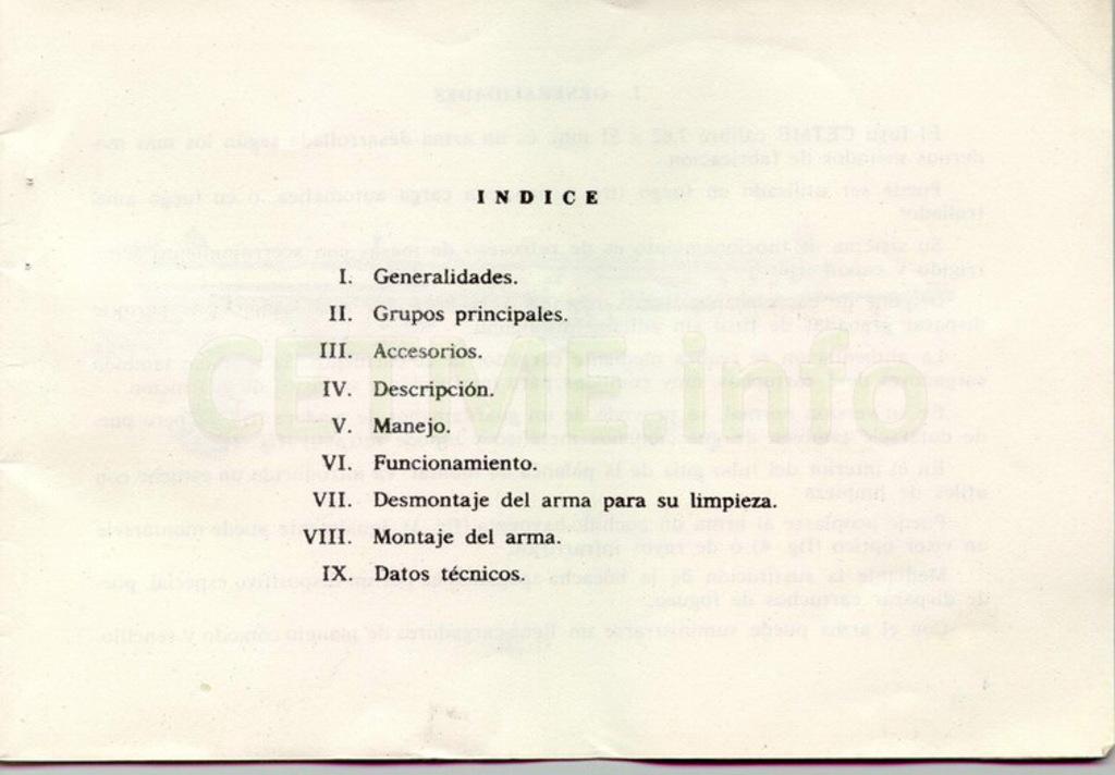 "Manual CETME C ""Santa Bárbara"" 1º Modelo. Manual_p03"