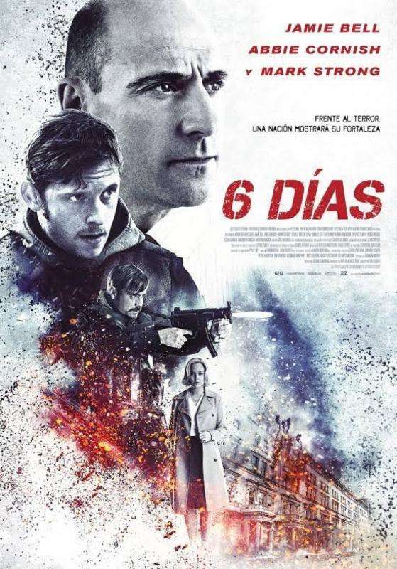 6 Días (2017) [Ver Online] [Descargar] [HD 1080p] [Castellano] [Accion] 6_days-733155621-large