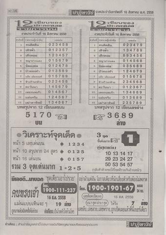 16 / 08 / 2558 MAGAZINE PAPER  - Page 2 Lekpatiharn_16