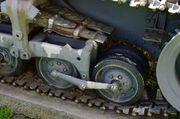 Немецкий легкий танк PzKpfw 35(t) (LT vz.35). Военный музей в замке Калемегдан, г.Белград SG201773