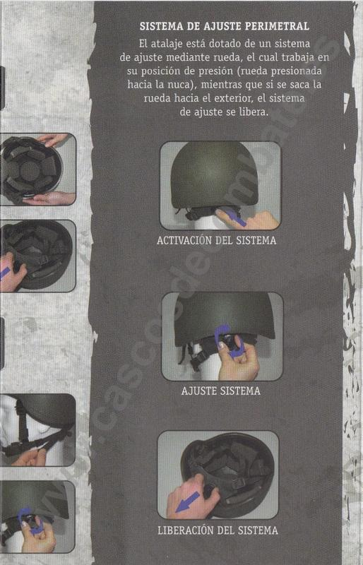 casco - 2017 - MANUAL DE USO del casco COBAT-01 COBAT-01_2017_Folleto_Marca_De_Aguajpg_Page8