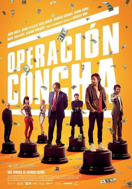 Operación Concha (2017) [Ver + Descargar] [HD 1080p] [Castellano] [Comedia] Operacion_concha-926411882-large