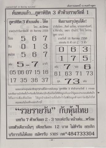 16 / 08 / 2558 MAGAZINE PAPER  - Page 4 Sentangplodnee_10